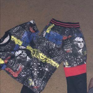 2 pcs outfit